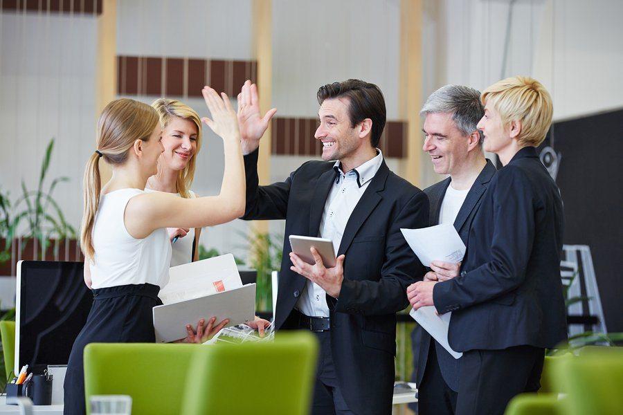 bigstock Successful team of business pe 71285170 1 - Add More Fun to Your Company Culture