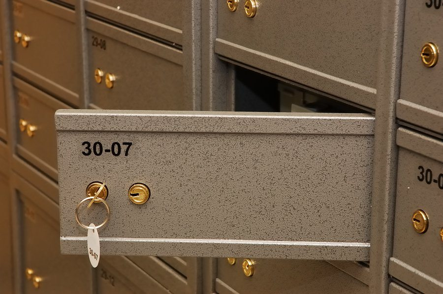 bigstock Bank Safe Room 1759897 1 - Why to Choose a Safe Deposit Box Over a Home Safe