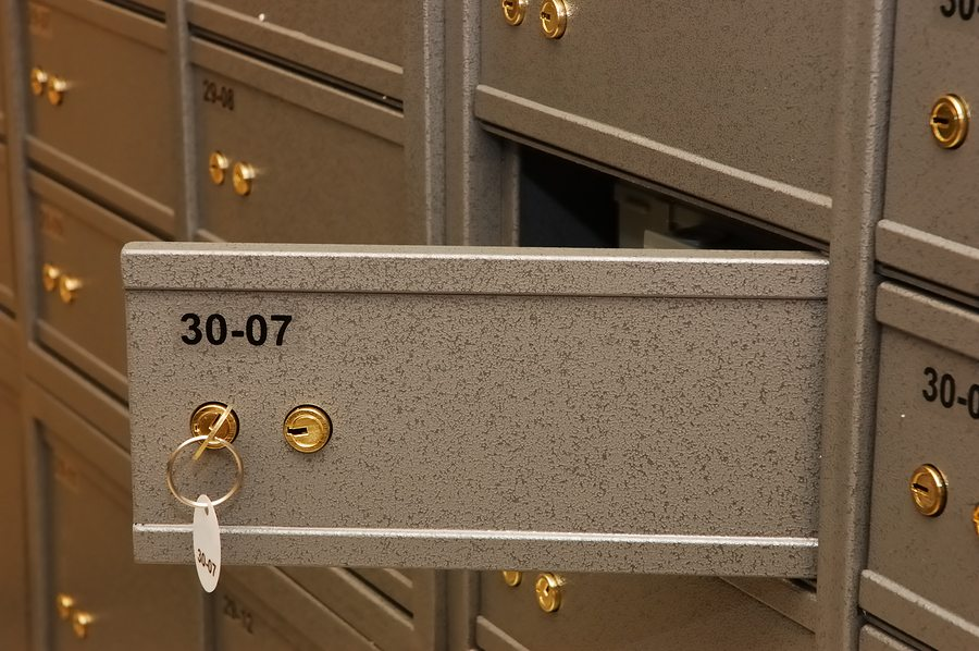 Why to Choose a Safe Deposit Box Over a Home Safe
